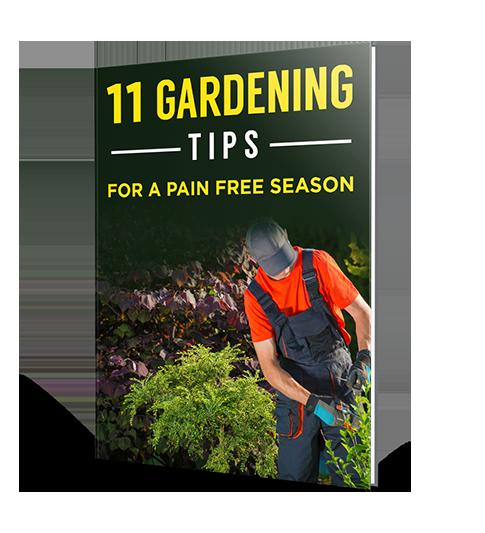 11 gardening tips